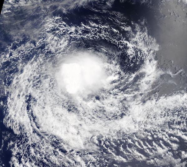 Tropical Cyclone Danilo
