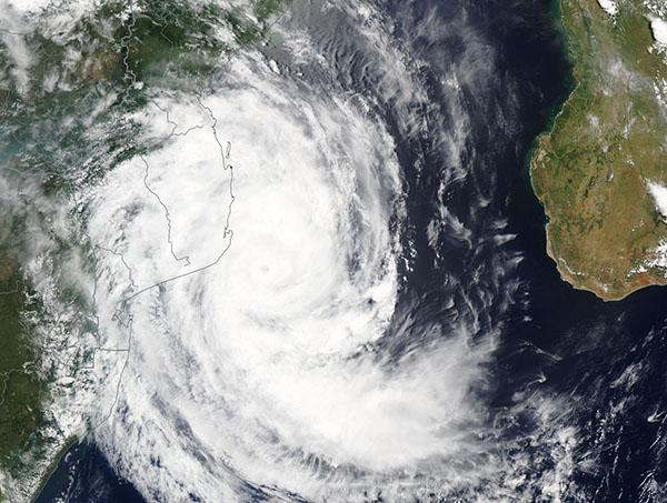 Tropical Cyclone Guambe