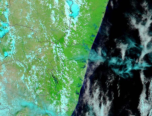 Sea Ice in the Gulf of St. Lawrence