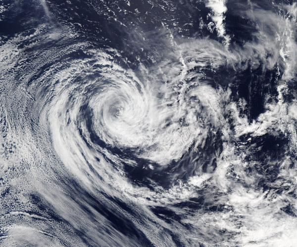 Tropical Cyclone Herold