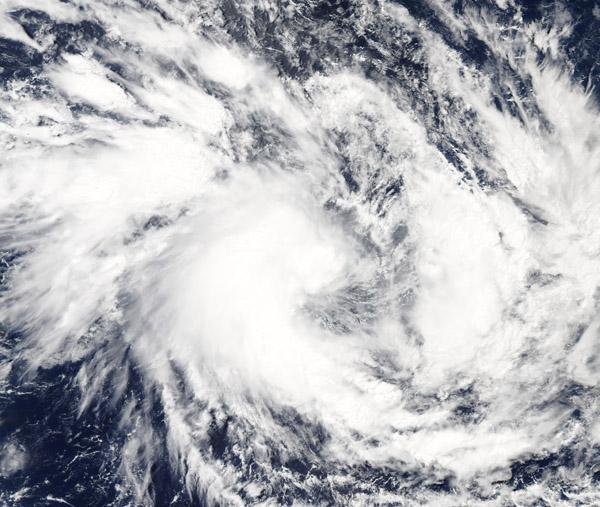 Tropical Cyclone Irondro