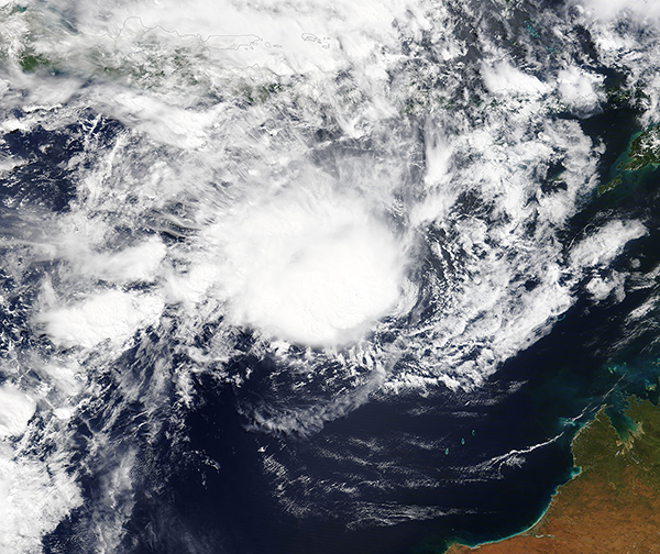 Tropical Cyclone Seroja