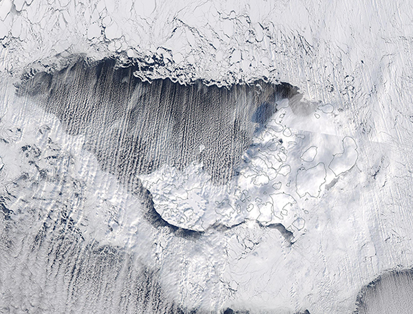 Cloud Streets Franz Josef Islands