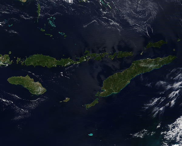 Indonesia, East Timor