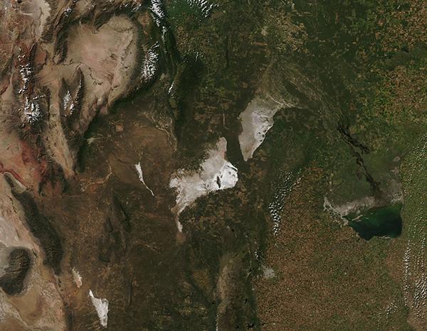 Salt Flats, Argentina