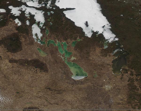 Lakes of Manitoba