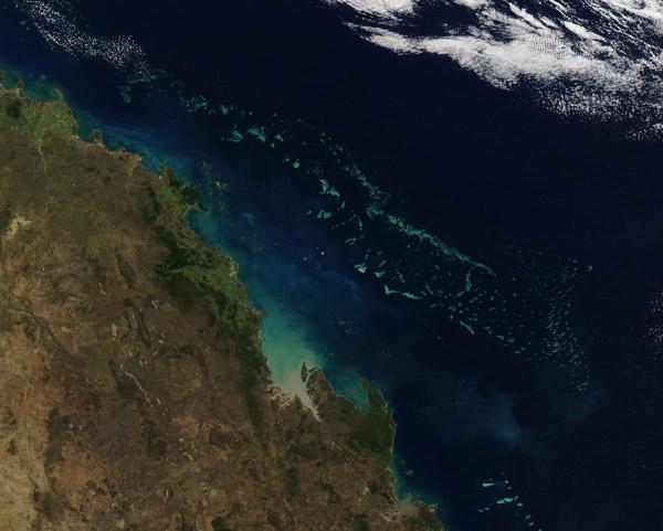 Queensland & Swain Reefs National Park