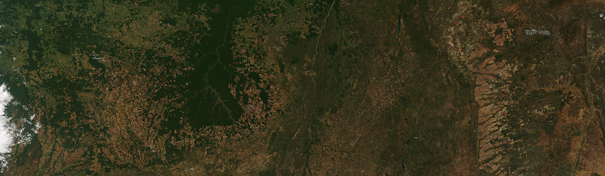 Central Brazil