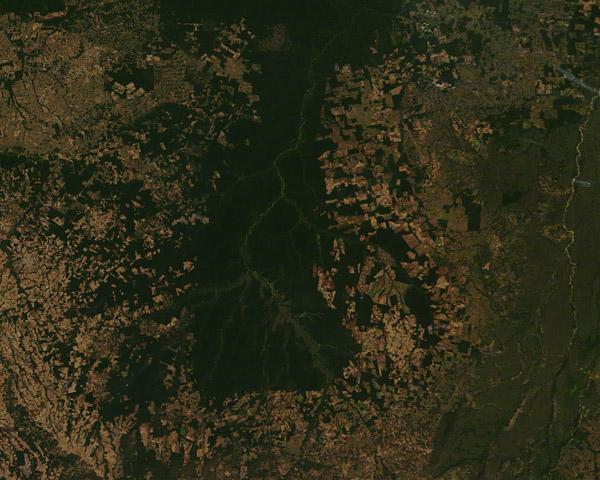 Xingu Indigenous Park in Mato Grasso