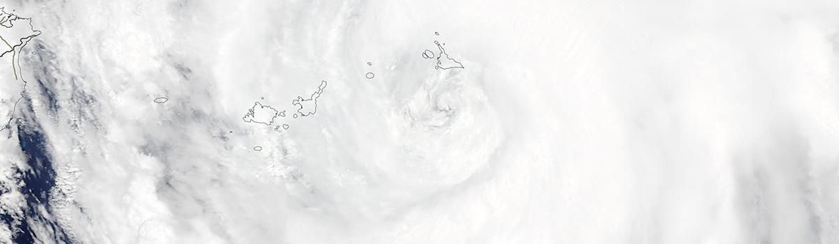 Typhoon In-Fa