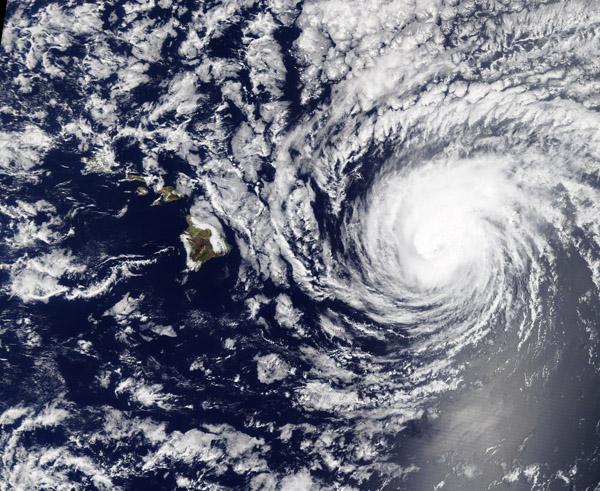 Hurricane Douglas