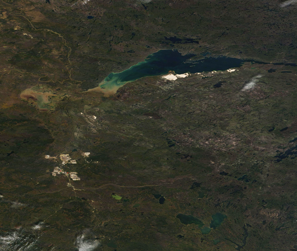 Lake Athabasca, Canada