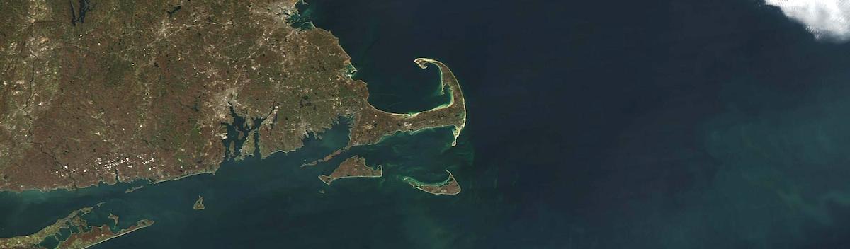 Phytoplankton Bloom off New England